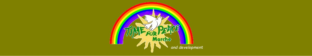 TIME for PEACE and Development MARCHE